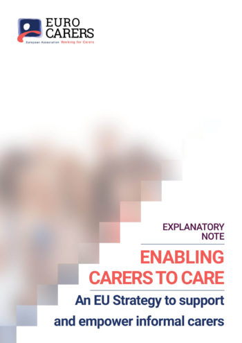 Enabling Carers To Care – Explanatory Note