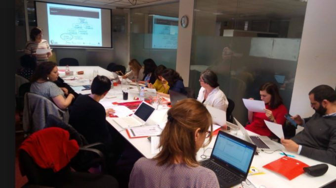 Second Project Meeting: Madrid, 27 April 2018