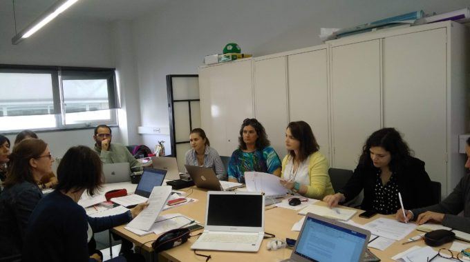 Third Project Meeting In Porto (9-10 October 2018)