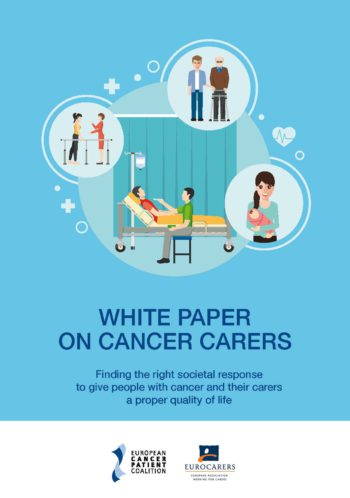 Joint White Paper On Cancer Carers (with ECPC)