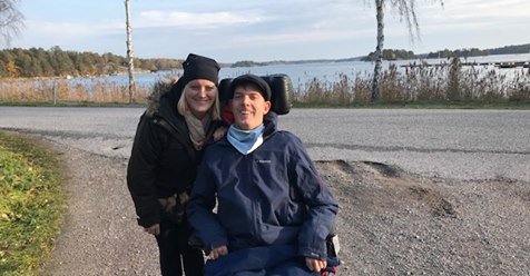 What About Us? Perspective Of A Young Carer From Sweden
