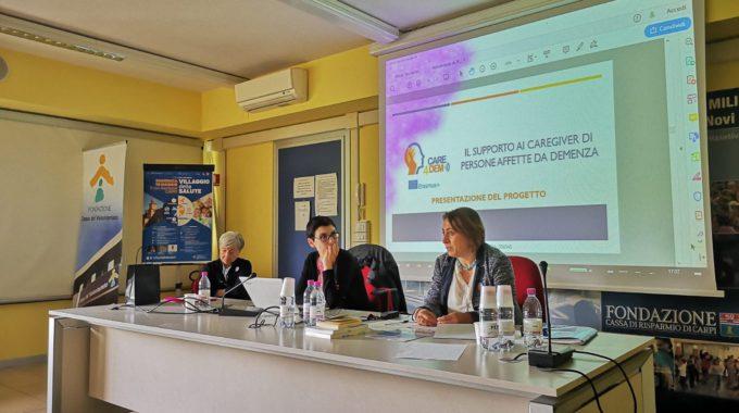 Successful CARE4DEM Event In Italy