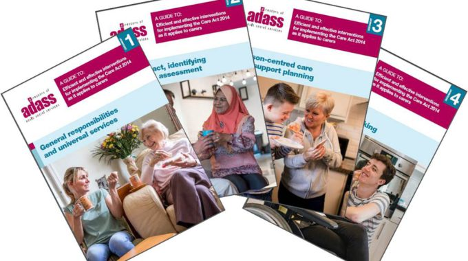 Guide To Efficient And Effective Interventions For Implementing The Care Act