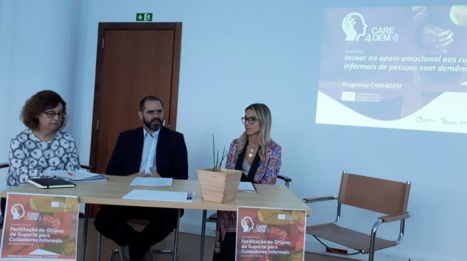 First CARE4DEM Multiplier Event Organised In Portugal