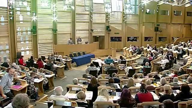 Invitation To Attend The 7th Scottish Carers Parliament, 30th October 2019, Edinburg – Scotland