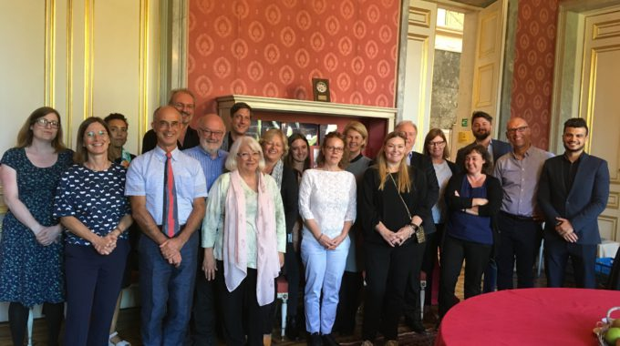 Successful CARE4DEM's Multiplier Event On 12 September 2019 In Brussels.