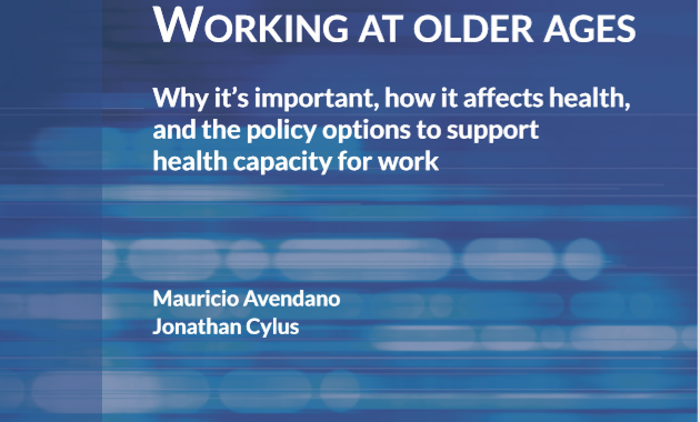 Working At Older Ages: Why It's Important, How It Affects Health, And The Policy Options To Support Health Capacity For Work (2019)