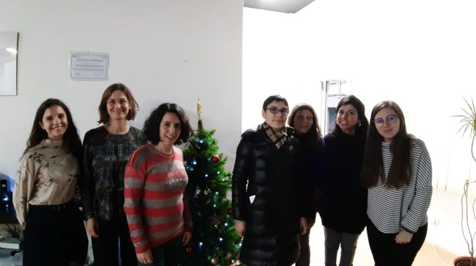 Fruitful Care4Dem Partners' Meeting Last 12 December In Amadora