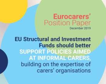 Eurocarers' Position Paper On European Structural And Investment  Funds