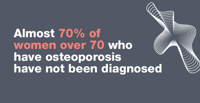 How Many Carers May Also Be Undiagnosed For Osteoporosis?