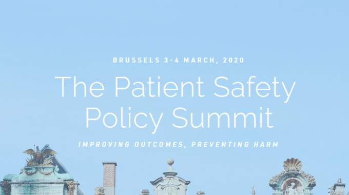 ESA – Patient Safety Policy Summit: Improving Outcomes, Preventing Harm