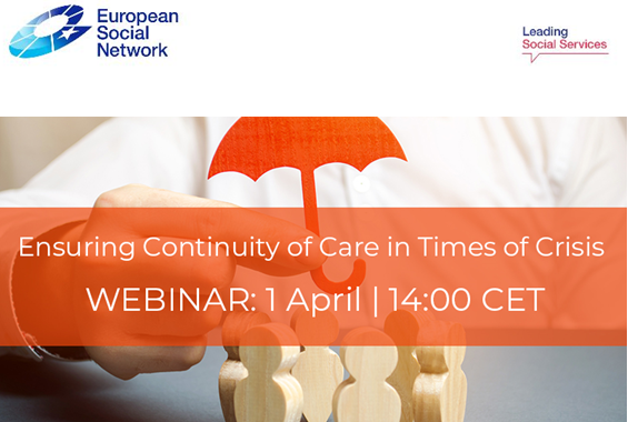 Ensuring Continuity Of Care In Times Of Crisis – Webinar