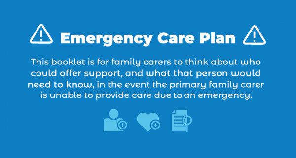 Family Carers Ireland Has Developed An Emergency Action Plan Booklet In Response To The Covid-19 Pandemic