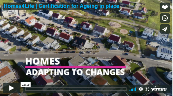Homes4Life: Transitioning From Conceptual To Piloting A Certification Scheme For Age-friendly Homes