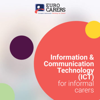 Information & Communication Technology (ICT) For Informal Carers