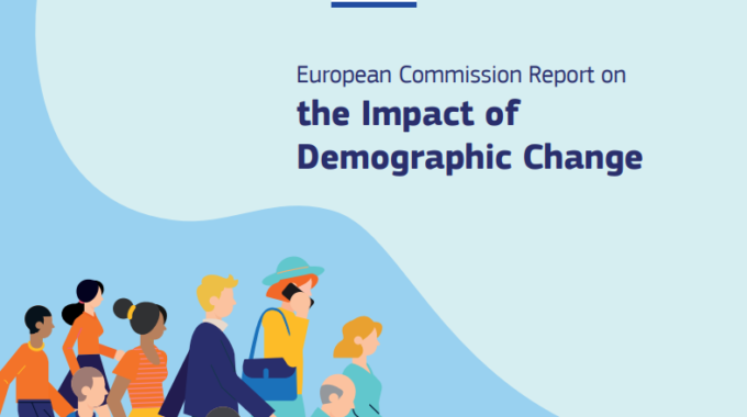 European Commission Report On The Impact Of Demographic Change