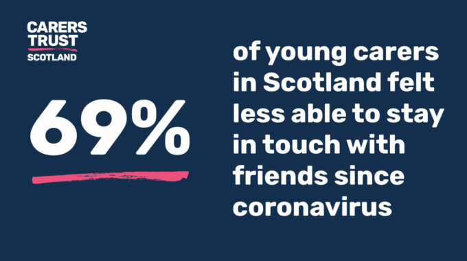 The Impact Of Coronavirus On Young And Young Adult Carers – A Study By Carers Trust Scotland