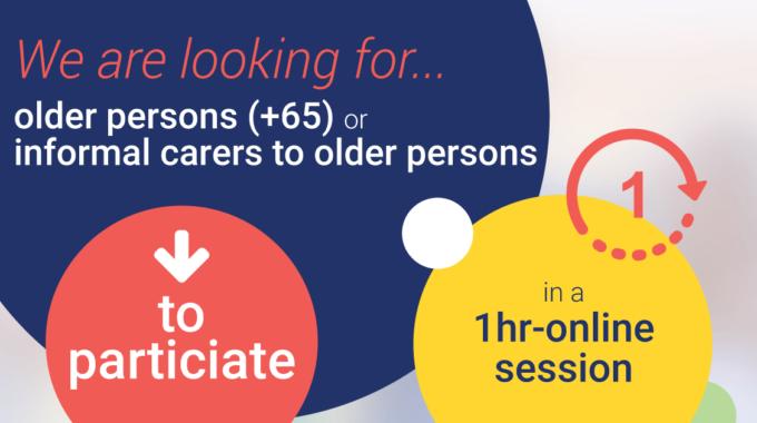 MATUROLIFE – Looking For +65yo Carers