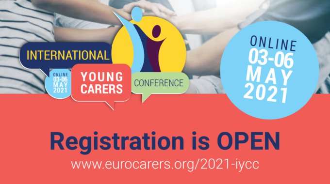 3rd International Young Carers Conference, 3-6 May 2021