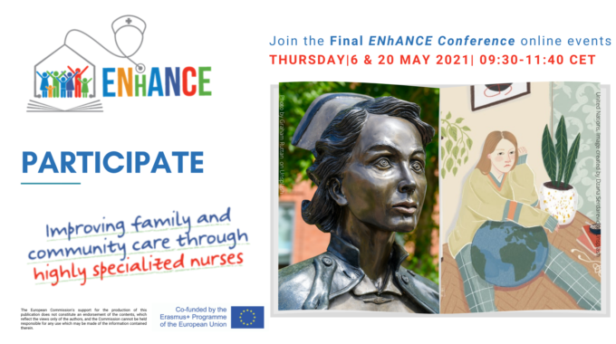Final ENhANCE Conference – Curriculum For Family And Community Nurse  – 6th And 20th May