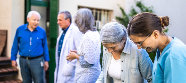 Research On Long-term Care: Launch Of InCARE Website