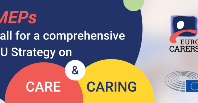 STATEMENT: The Social Pillar Action Plan: The Basis Of A Comprehensive EU Strategy On Care And Caring
