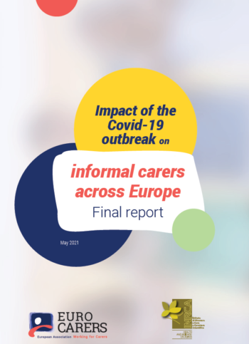 Impact Of The Covid-19 Outbreak On Informal Carers Across Europe
