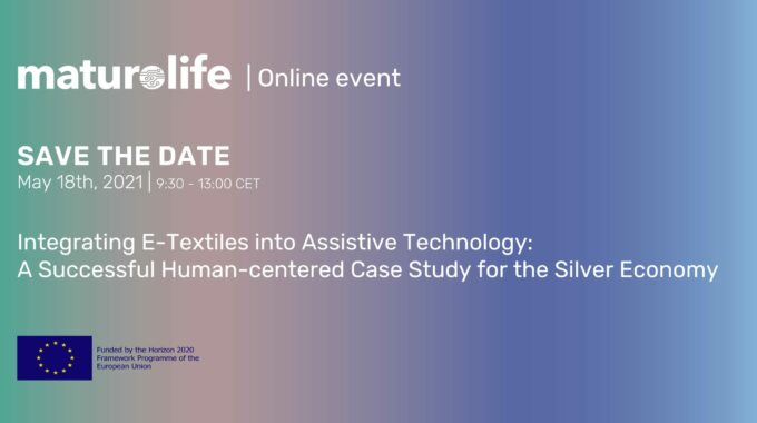 Join The MATUROLIFE Closing Online Event On 18 May, 09:30 CEST