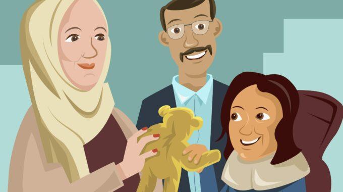 Digital Group Meetings For Carers Who Speak Arabic