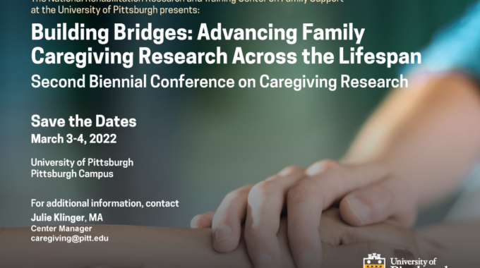 Abstract Submission For The 2nd Conference On Caregiving Research In Pittsburgh
